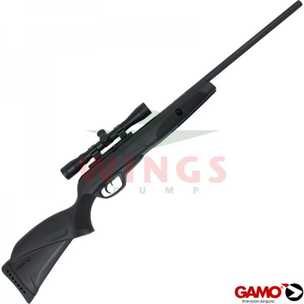 Gamo Black Cat 1400 met 4x32 scope 4,5 m.m.