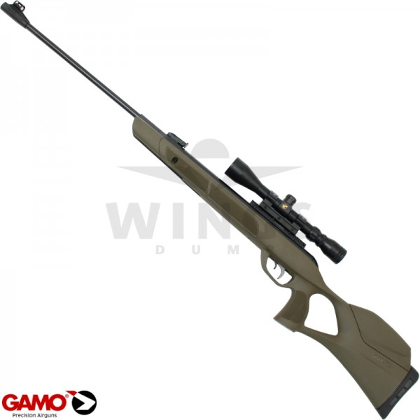 Gamo G-Magnum Jungle met 3-9x40 scope 5,5 m.m.
