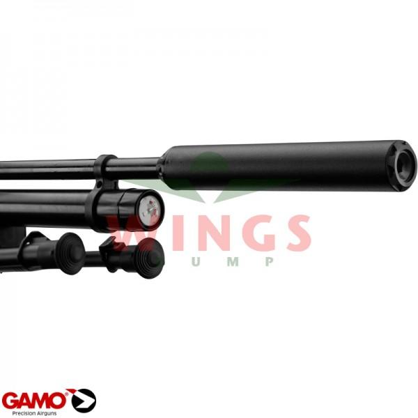 Gamo HPA Tactical pack pcp buks met pomp 5,5 m.m.