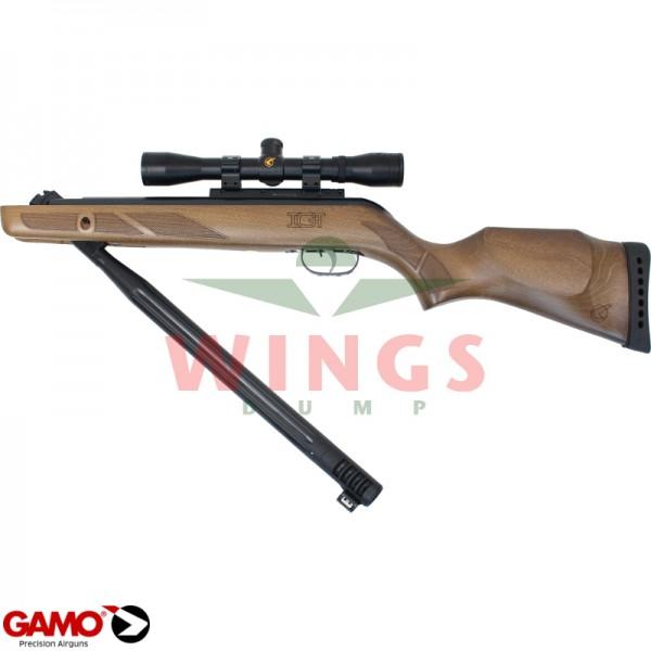 Gamo Hunter Maxxim IGT met 4x32 scope 4,5 m.m.