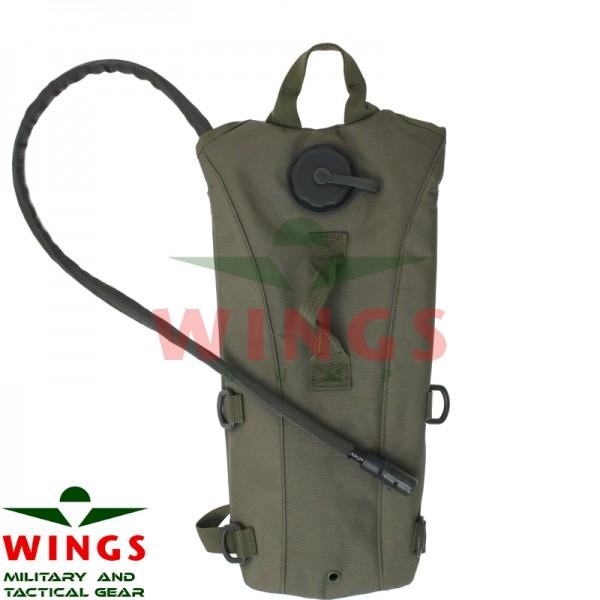 Rugzak Hydro Pack met 2ltr. reservoir groen