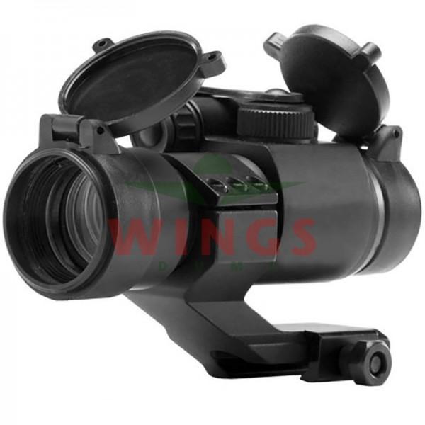 Red/green dot M2 Battlesight