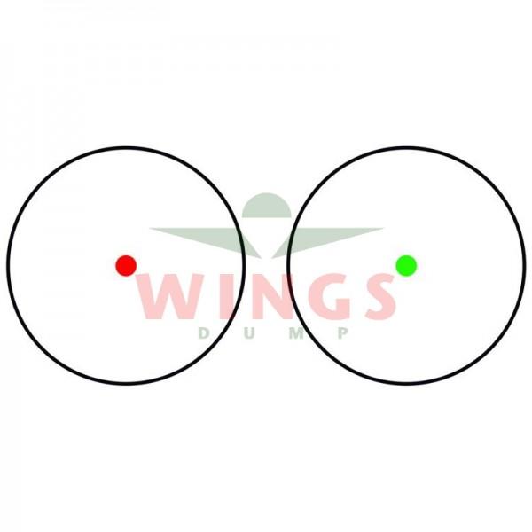 Red/green dot 1x35 m.m.