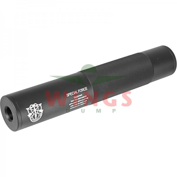 Silencer Special Forces 14 m.m. CW/CCW 198 m.m.