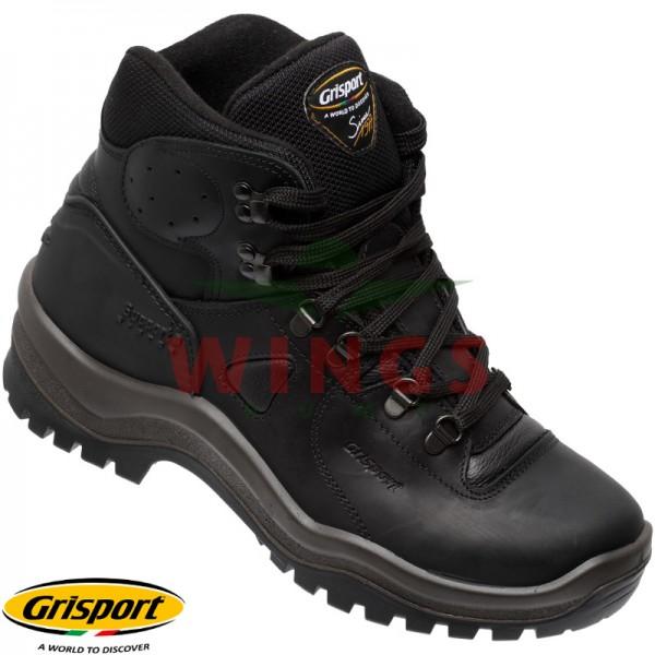 Grisport Sherpa boots zwart
