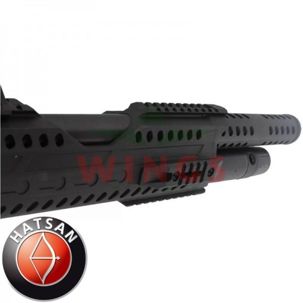 Hatsan Invader Auto pcp buks met pomp 6,35 m.m.