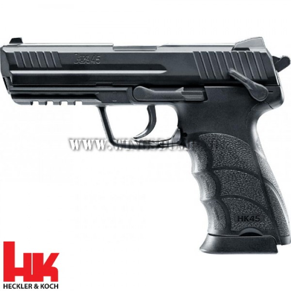 Heckler & Koch HK45 co2
