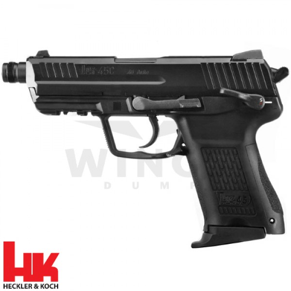 Heckler & Koch HK45CT gas