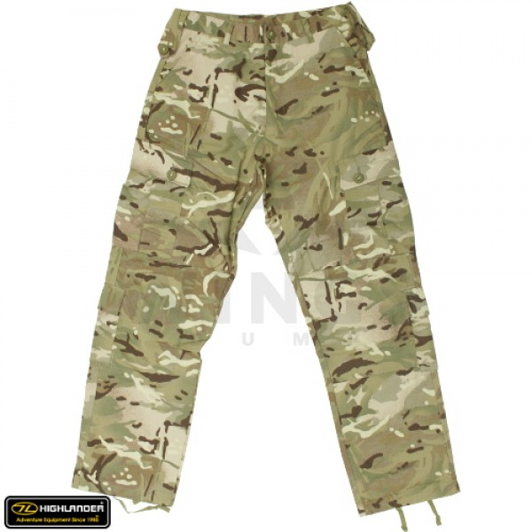 Highlander Elite combatbroek multicamo
