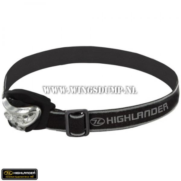Highlander Vision led hoofdlamp