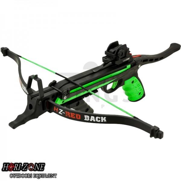 Hori-Zone pistoolkruisboog Redback 50 lbs.