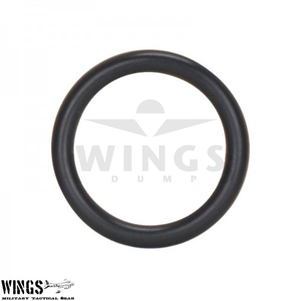 Rubber O-ring los 3x1 m.m.