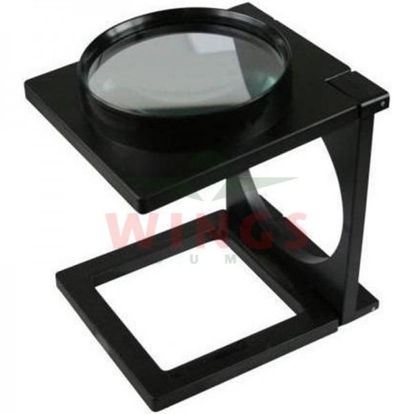 Loupe / Vergrootglas 75 mm vergroot 4x