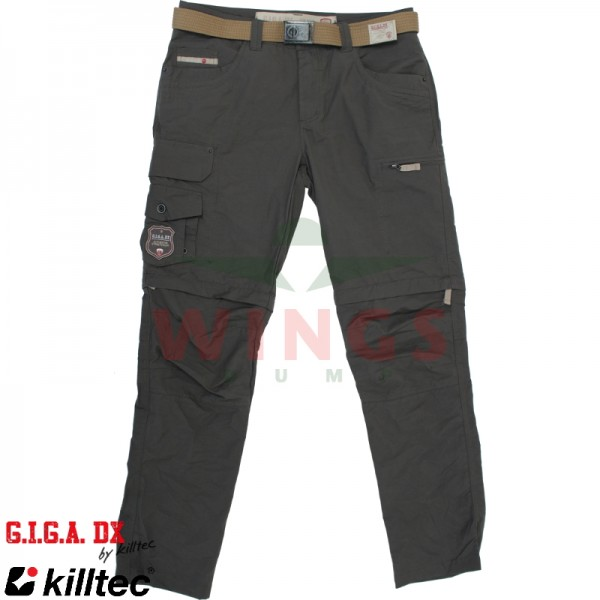 Afritsbroek Giga DX Garrison grey