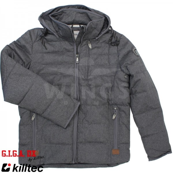 Killtec Giga DX Apparco parka grey