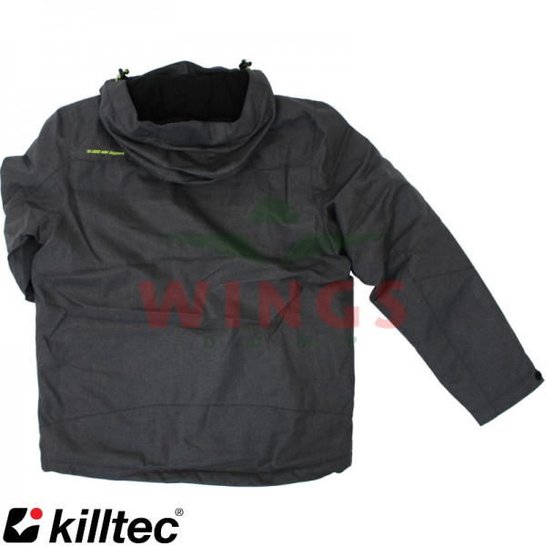 Killtec Ostfold jack grey