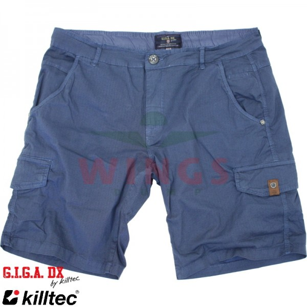 Giga DX Arton stretch short blauw