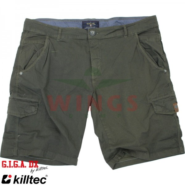 Giga DX Arton stretch short groen