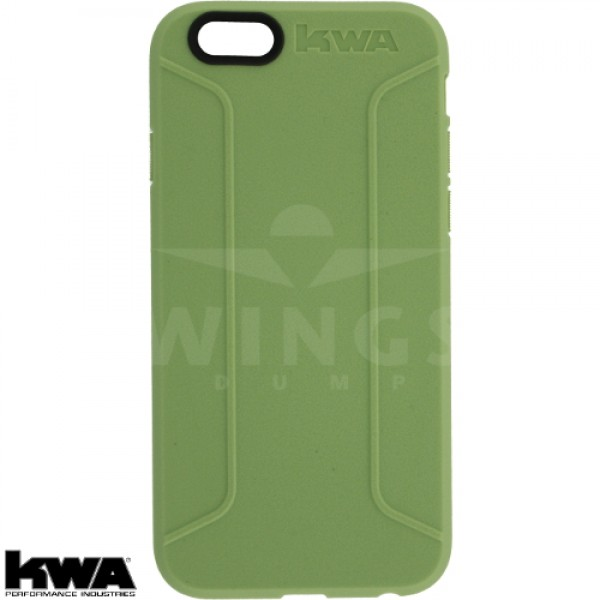 KWA combat cover voor Iphone 6/6S of Plus green