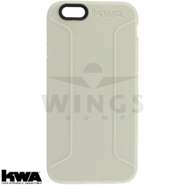 KWA combat cover voor Iphone 6/6S of Plus white