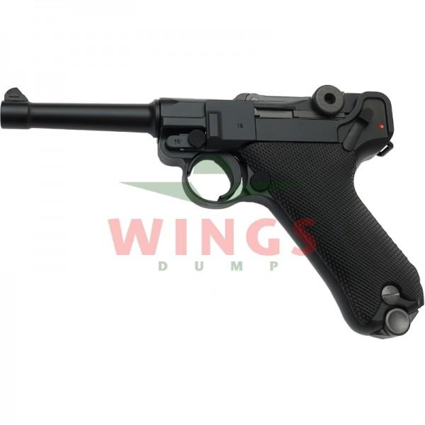 Luger Parabellum P-08 co2 blowback