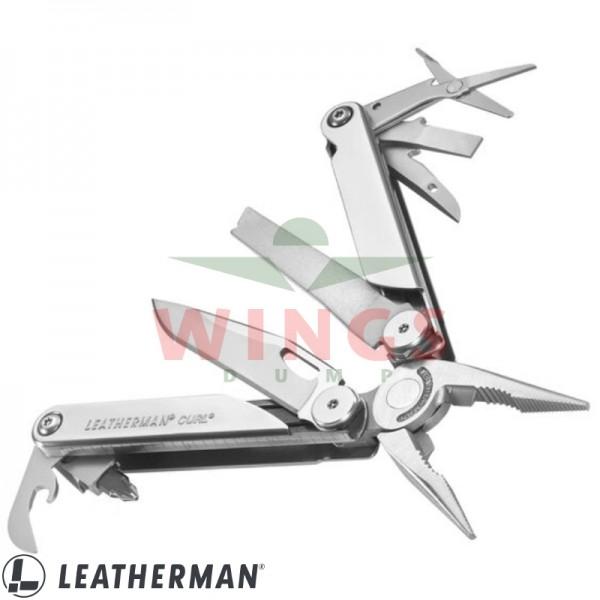 Leatherman Curl tool met nylon sheath
