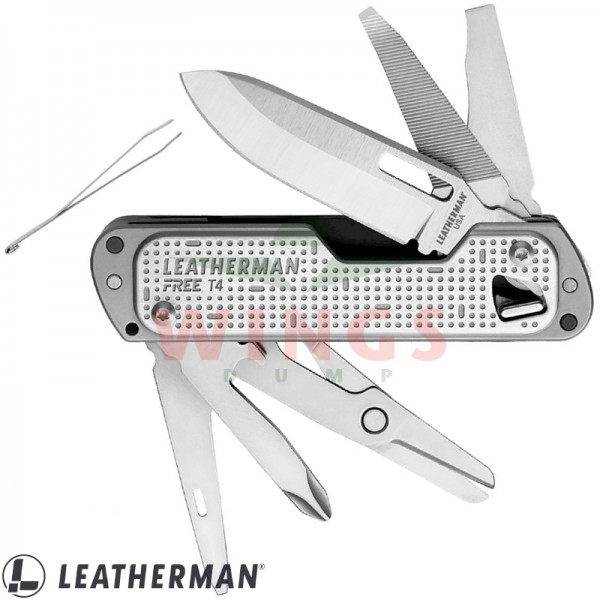 Leatherman Free T4 multitool