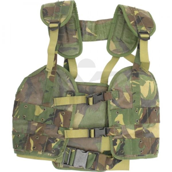 Nederlands load bearing vest nlcamo gebruikt