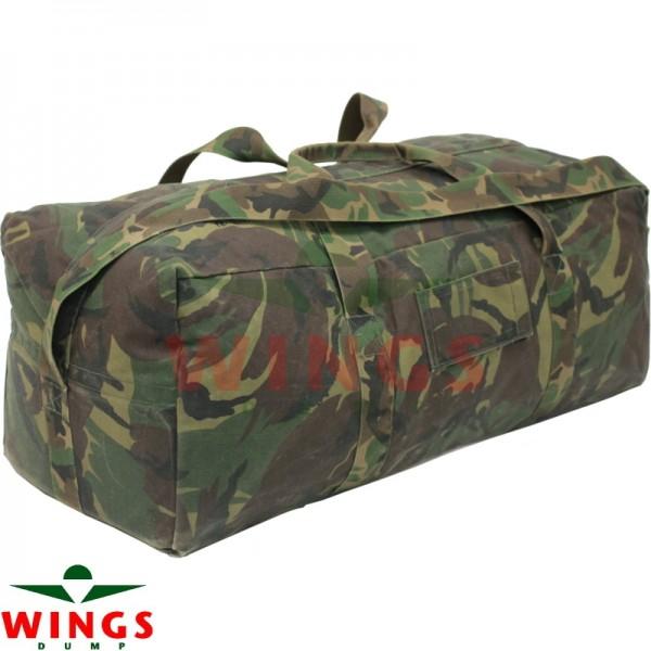Nederlandse tas gebruikt NL camo