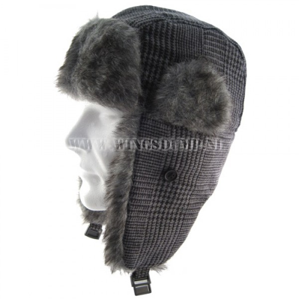 Bontmuts Siberian ruit grey