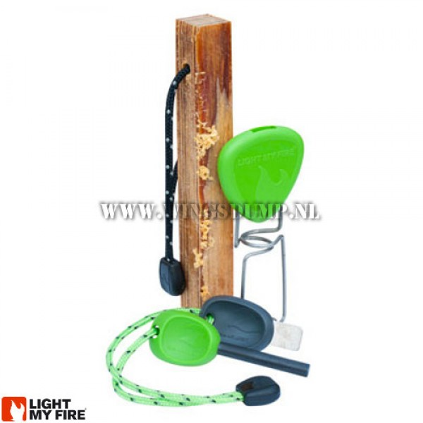 Light my Fire Lighting Kit Green