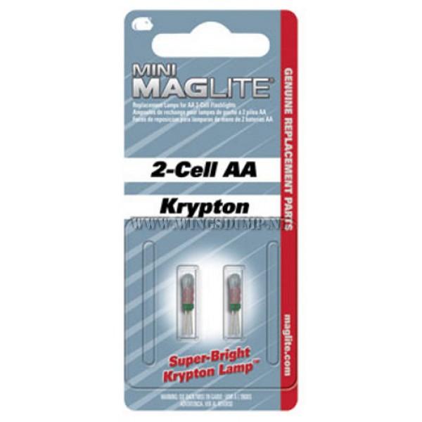 Reservelamp Mini Maglite AA