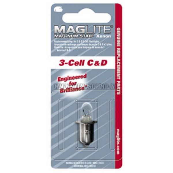 Reservelamp Maglite magnum star xenon
