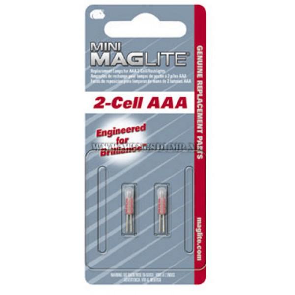 Reservelamp Maglite ultra mini AAA