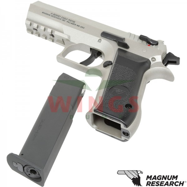 Magnum Research Baby Desert Eagle silvergrey