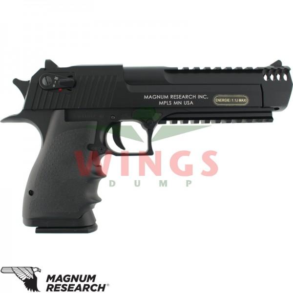 Magnum Research Desert Eagle L6 co2 zwart