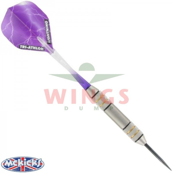 McKicks Rapid Purples darts