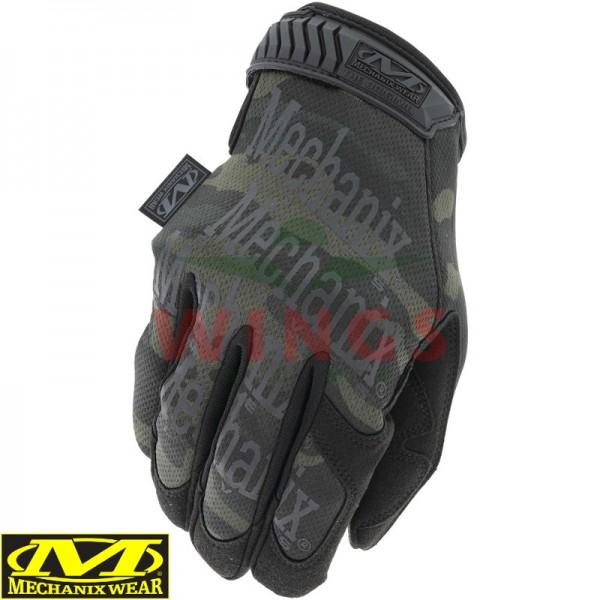 Mechanix Wear Original handschoen multicam black