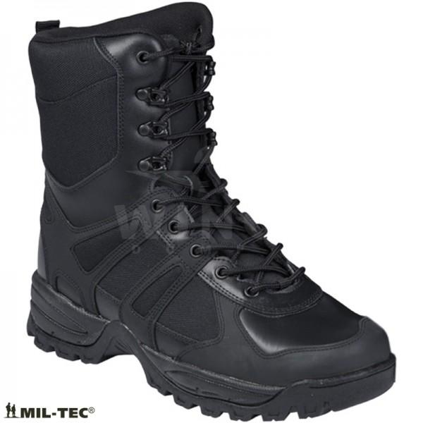 Mil-tec Combat Police boots Gen.II zwart