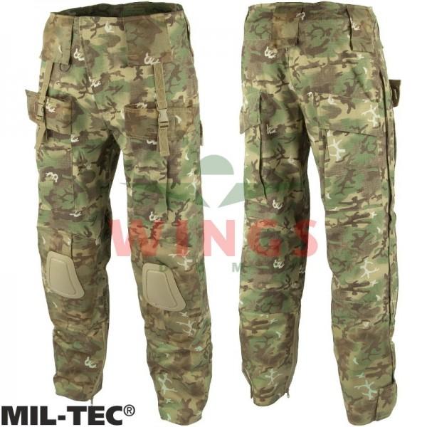 Combatbroek Mil-tec Warrior DTC camo