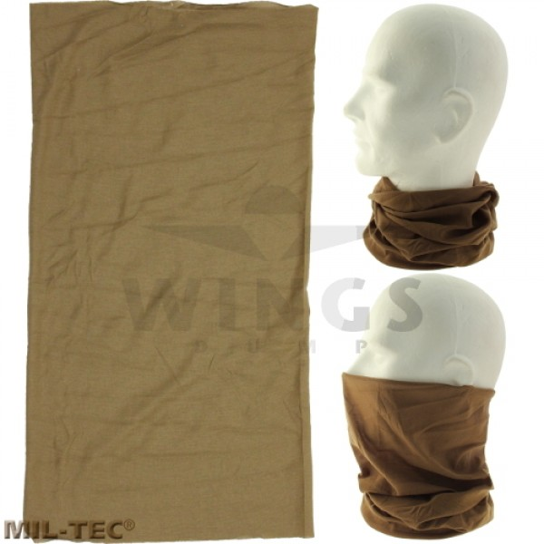 Mil-tec military Buff coyote tan
