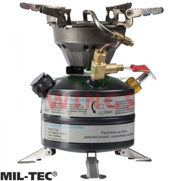 Mil-tec U.S. M-95 multifuel benzinebrander