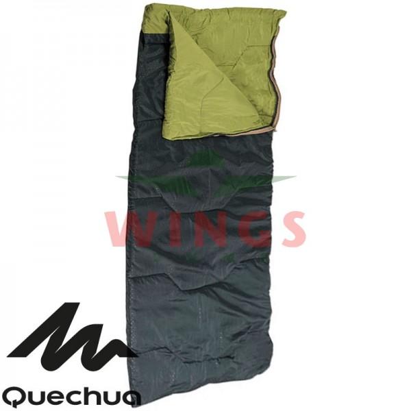 Quechua slaapzak 190x80 groen