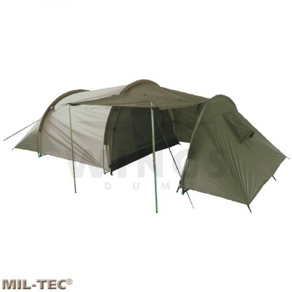 Tent Mil-tec 3-persoons groen