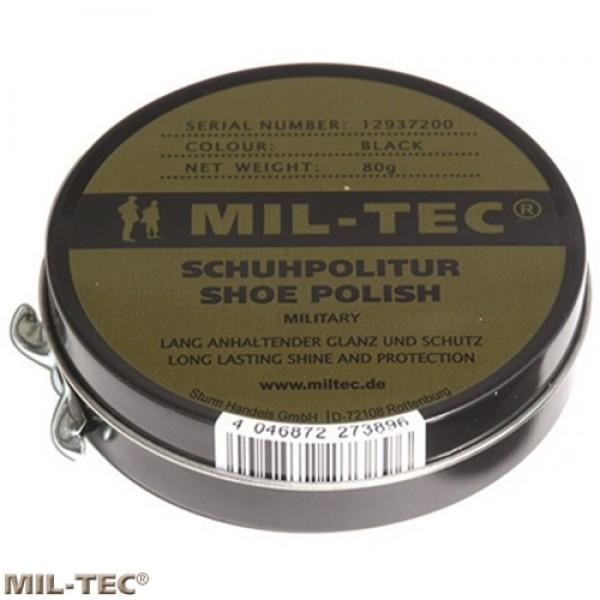 Schoensmeer Mil-tec high gloss zwart