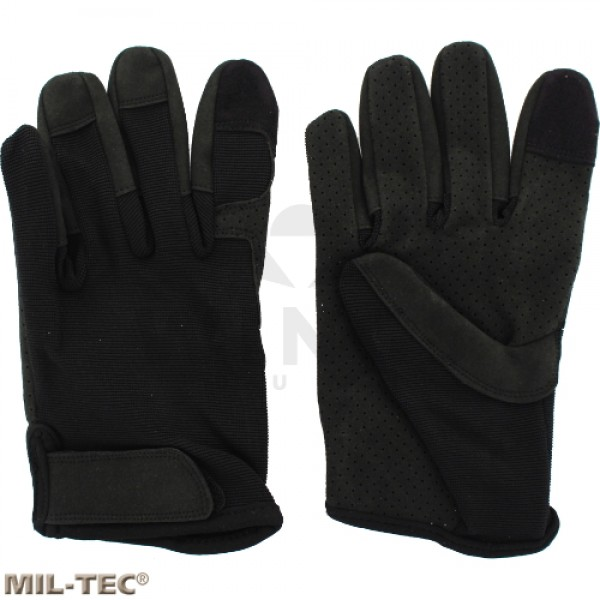 Handschoen Mil-tec duty zwart
