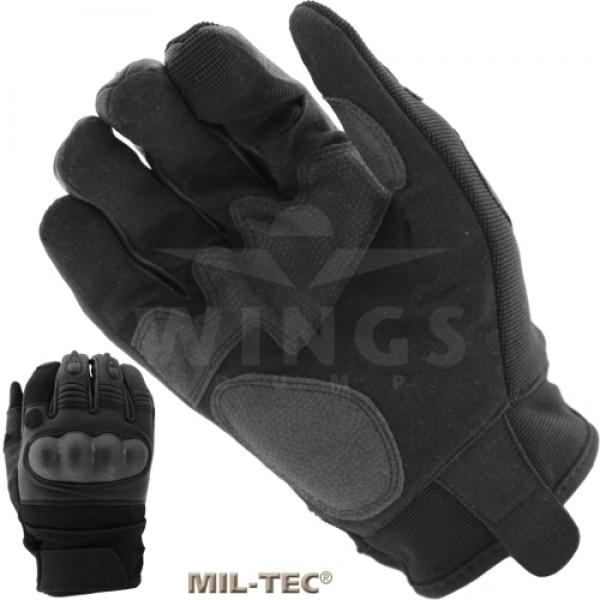 Handschoen Mil-tec tactical zwart