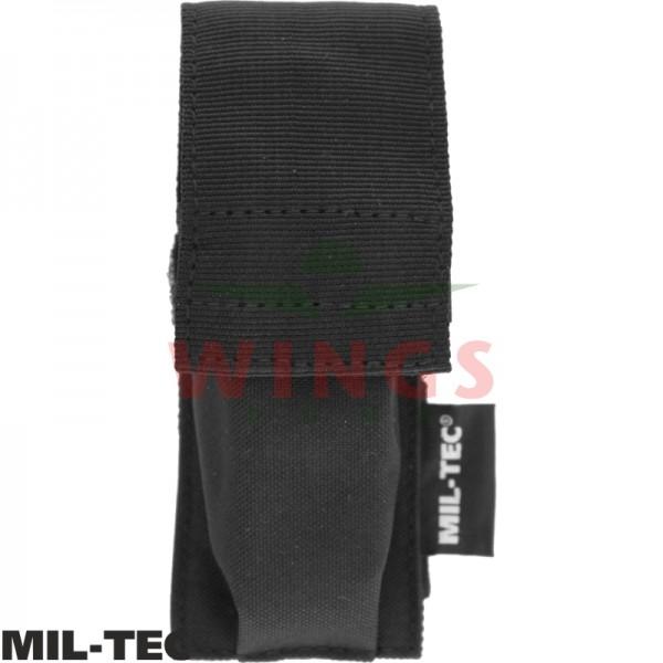 Meshoes Mil-tec cordura zwart 15 cm.