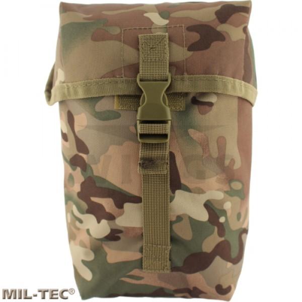 Molle system Mil-tec multi purpose pouch DTC camo