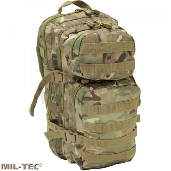 Mil-tec Assault Pack rugzak 30 ltr. multi camo
